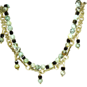 Turquoise gemstone jewelry