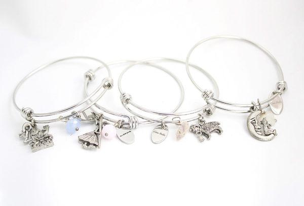 child nursery rhyme bracelets