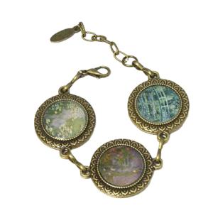 Museum art bracelet