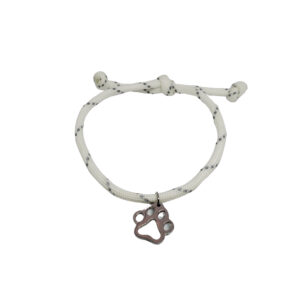 White cord Glow Bracelet